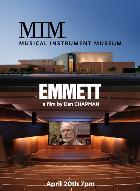 Musical Instrument Museum and Music Theater in Scottsdale, Arizona.